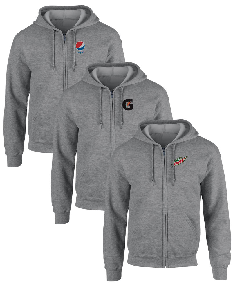 Full Zip Hoodies