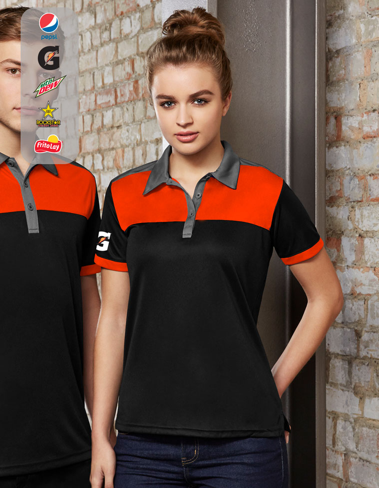 Ladies' Charger Polo