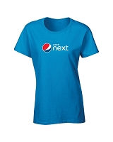 Ladies Ultra Cotton T-Shirt - Pepsi Next
