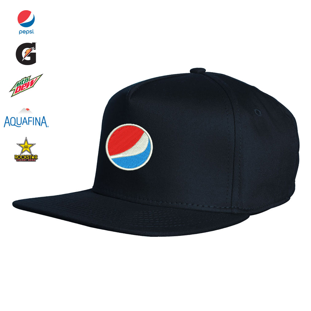 NEW ERA® FLAT BILL STRETCH FIT CAP