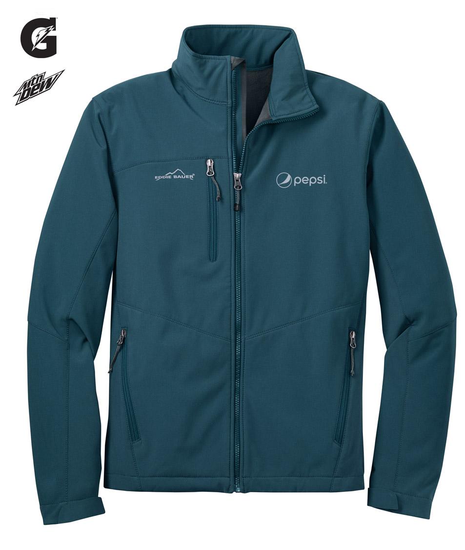 Eddie Bauer 174 Soft Shell Jacket