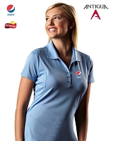 Antigua Golf Ladies' Pique Xtra-Lite Polo