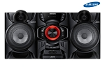 Samsung 2.1 Channel CD/MP3 Player Stereo System, Bluetooth