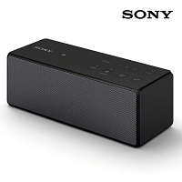 Sony Portable Bluetooth Speaker, Black