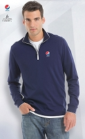 Calvin Klein Men's 1/4 Zip Sweater