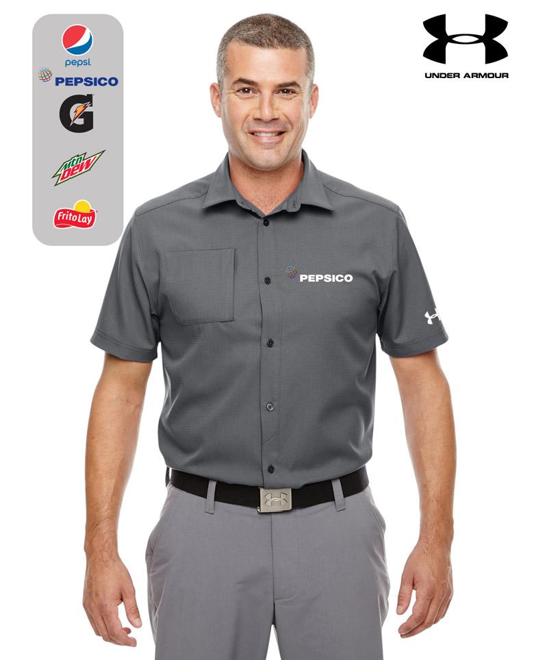 Men 39 S Under Armour Ultimate Short Sleeve Buttondown Shirt
