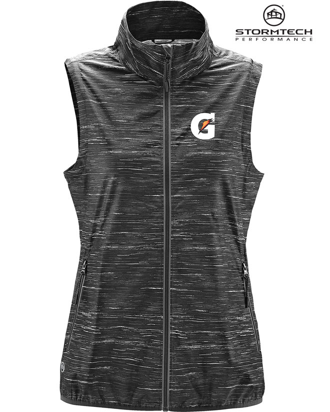 Women's Ozone Lightweight Shell Vest - Gatorade