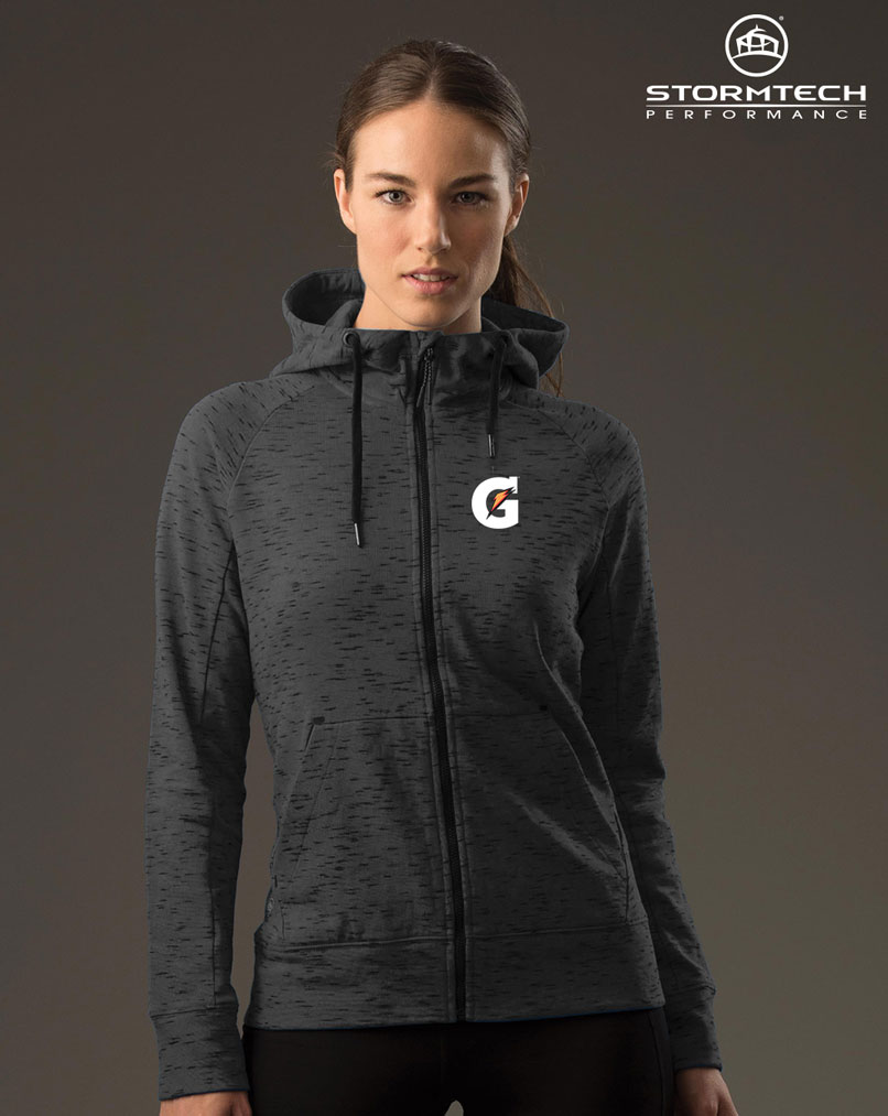 Women's Cascade Fleece Hoody - Gatorade