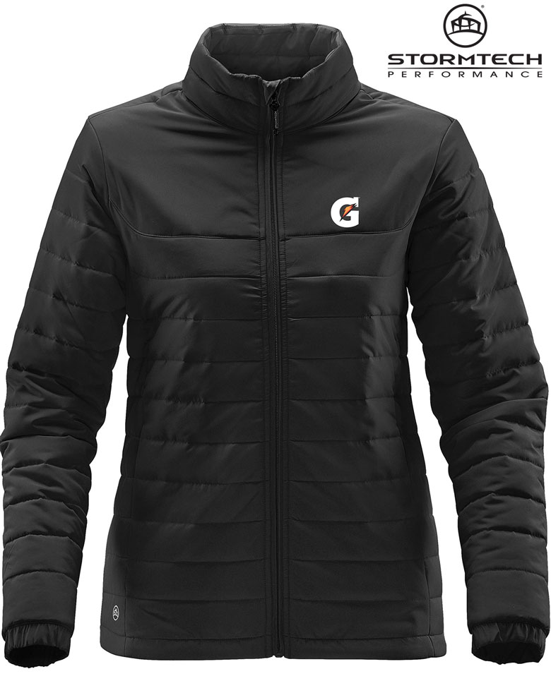 Women's Nautilus Quilted Jacket - Gatorade
