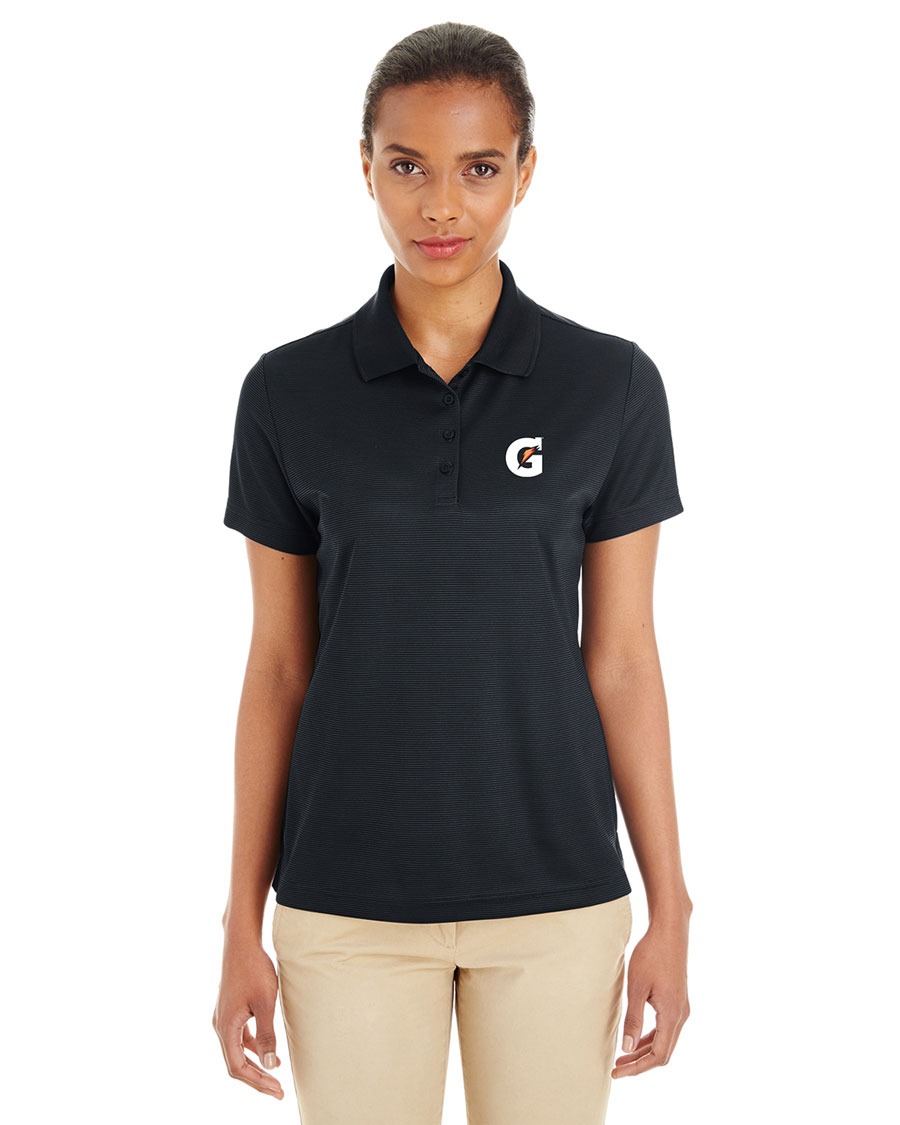 Ladies' Express Microstripe Performance Piqué Polo - Gatorade