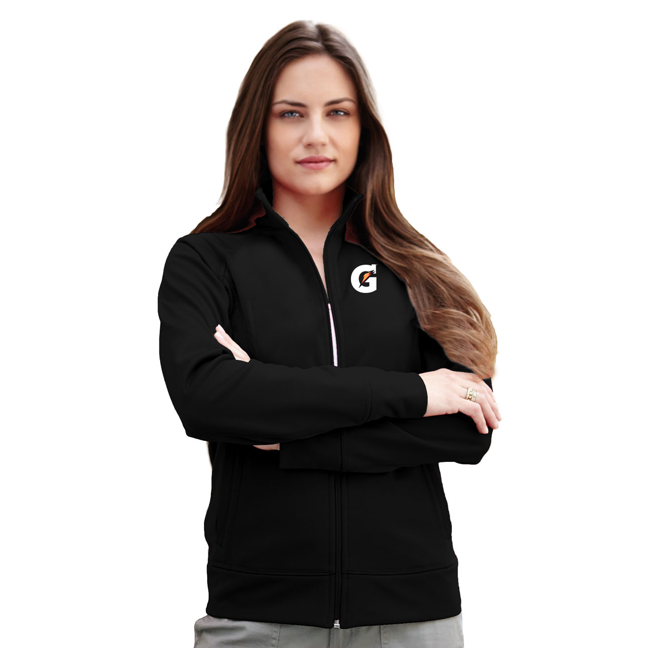 Ladies Okapi Knit Jacket - Gatorade