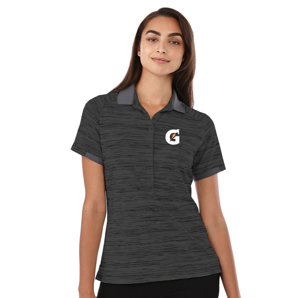 Ladies Emory SS Polo - Gatorade