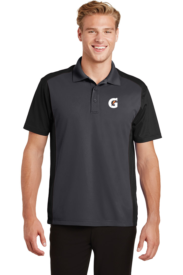 Men's Colorblock Micropique Sport-Wick® Polo - Gatorade