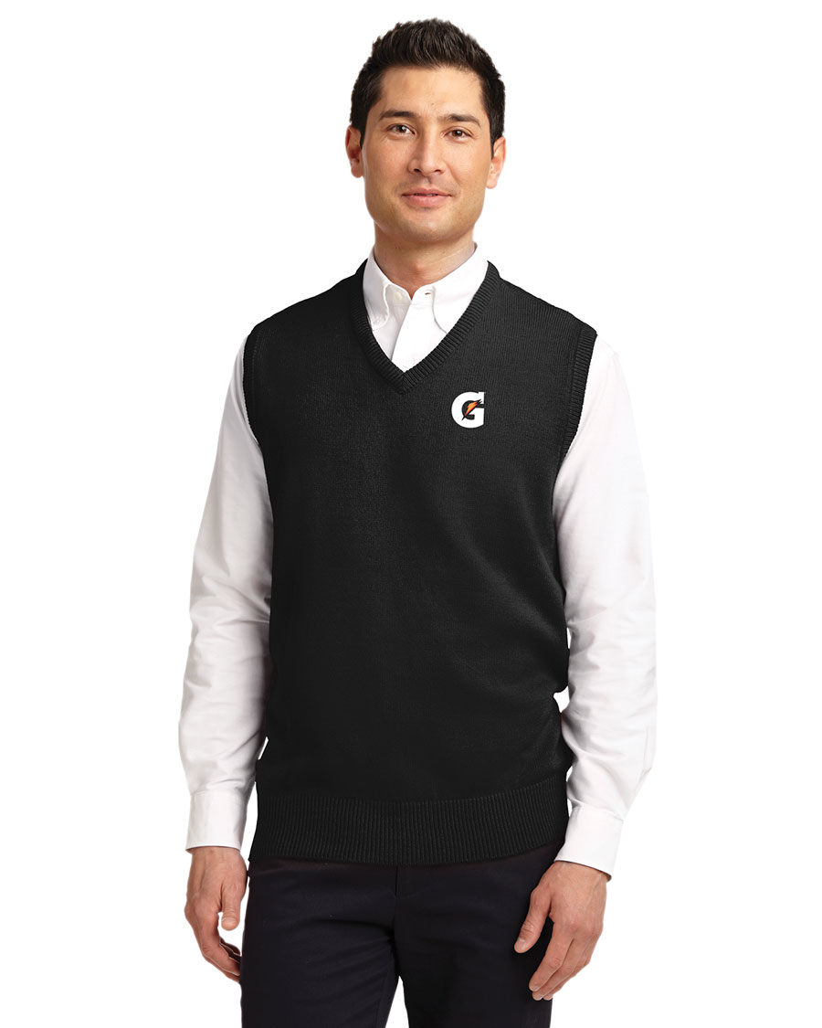 Men's Value V-Neck Sweater Vest - Gatorade