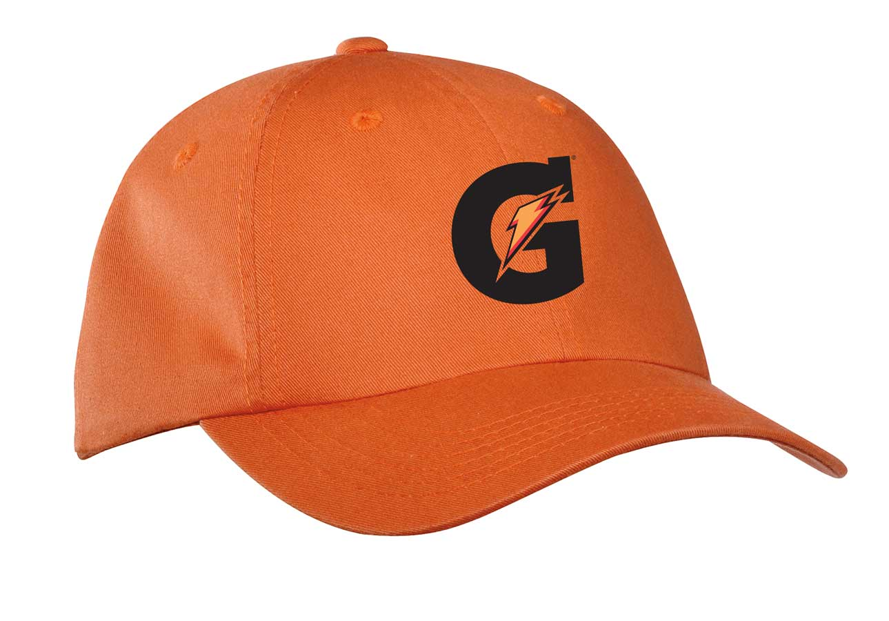 Garment Washed Cap - Gatorade