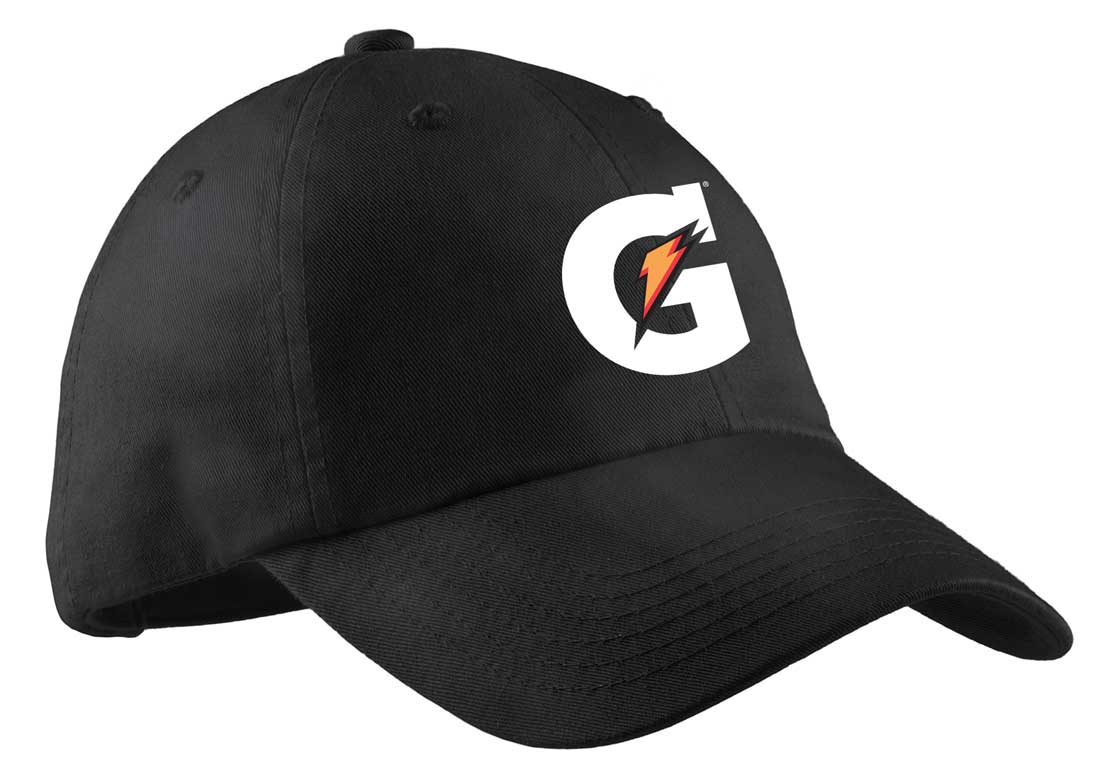 Ladies Garment Washed Cap - Gatorade