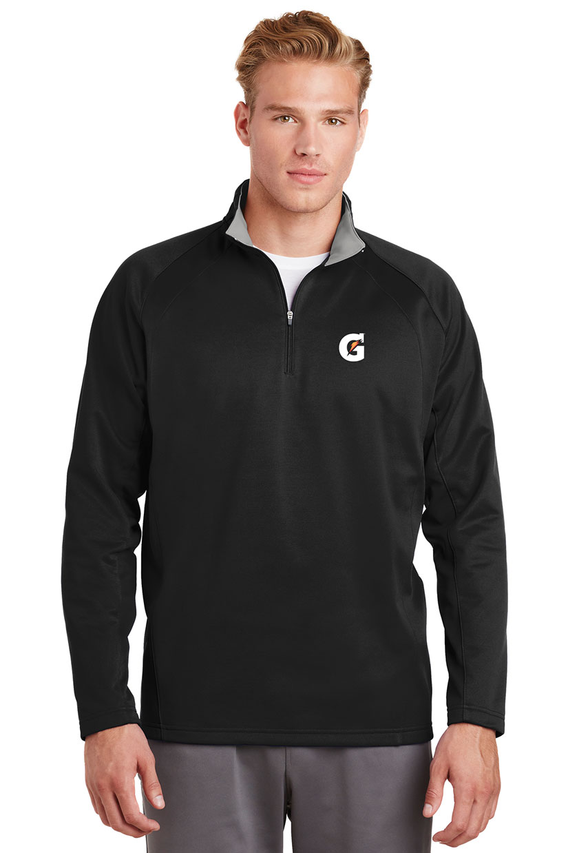 Men's Sport-Wick® Fleece 1/4-Zip Pullover - Gatorade