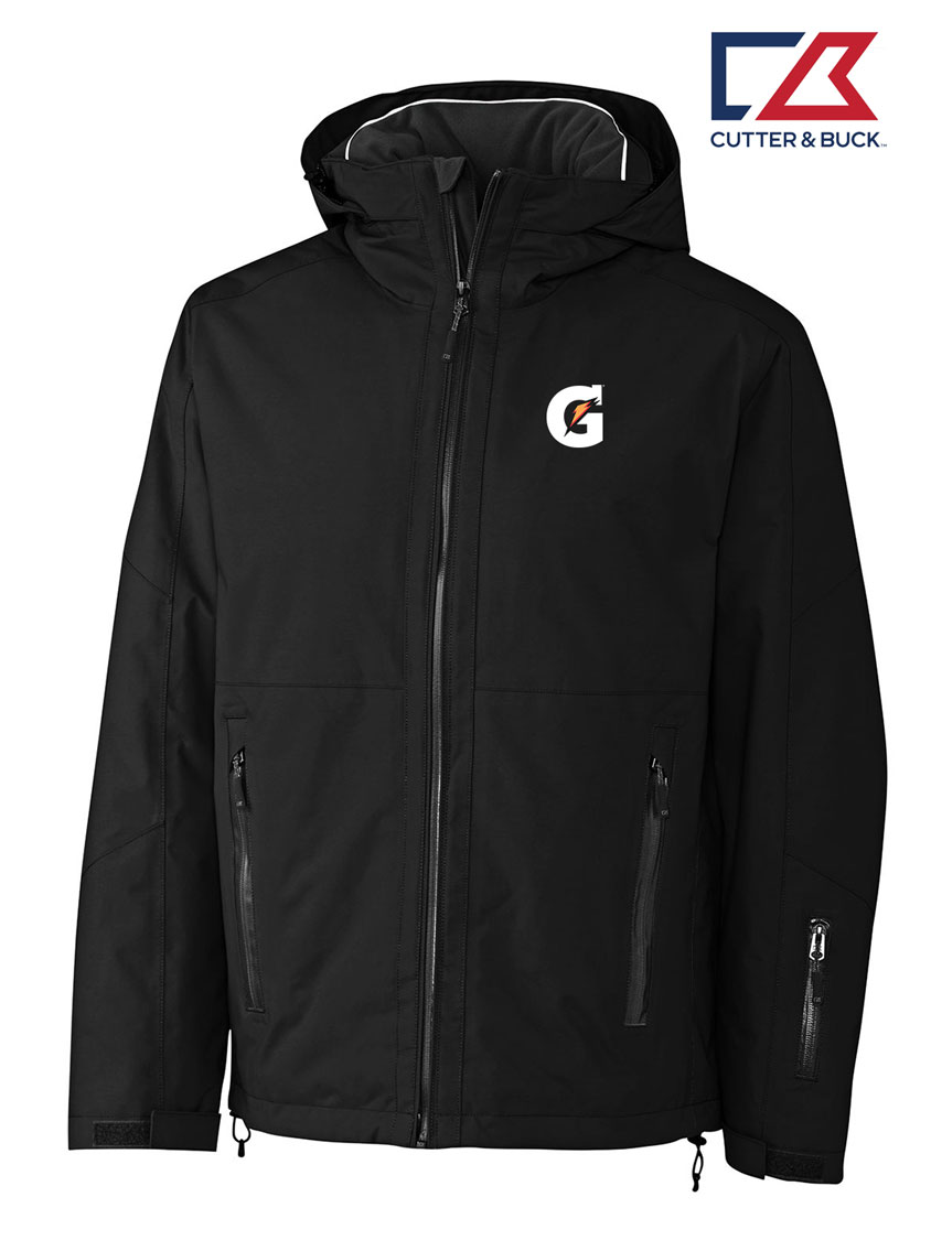 Cutter & Buck Men's Alpental Jacket - Gatorade