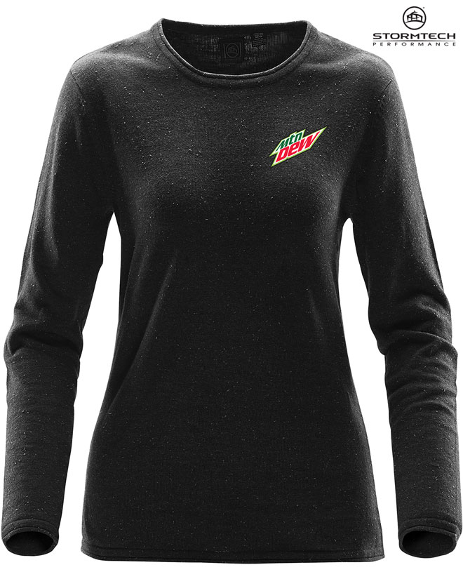 Women's Zermatt Sweater - MTN Dew