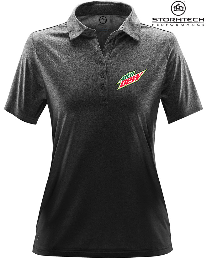 Women's Mirage Polo - MTN Dew