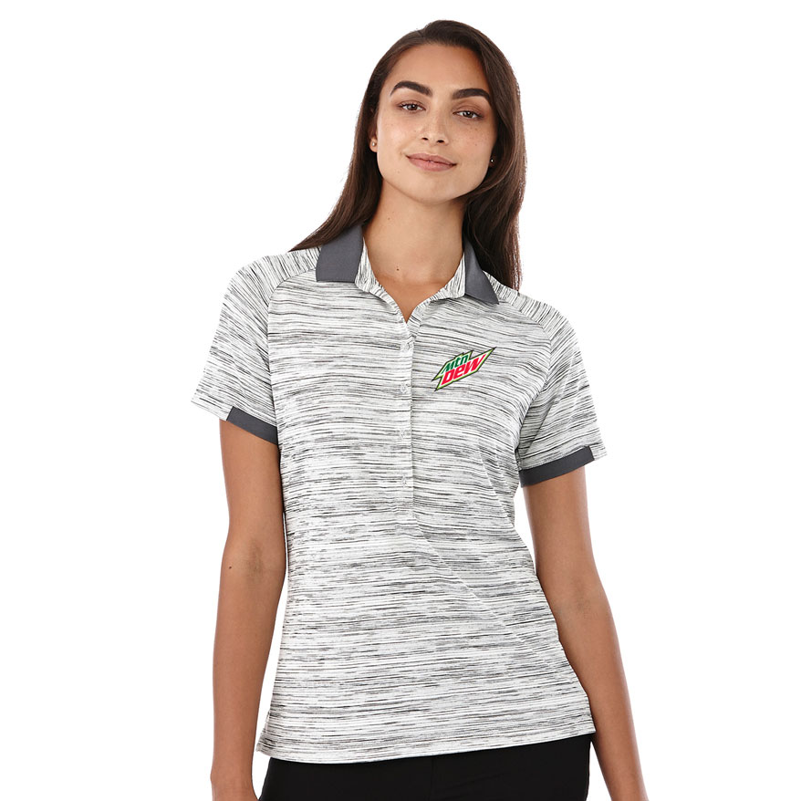 Ladies Emory SS Polo - MTN Dew