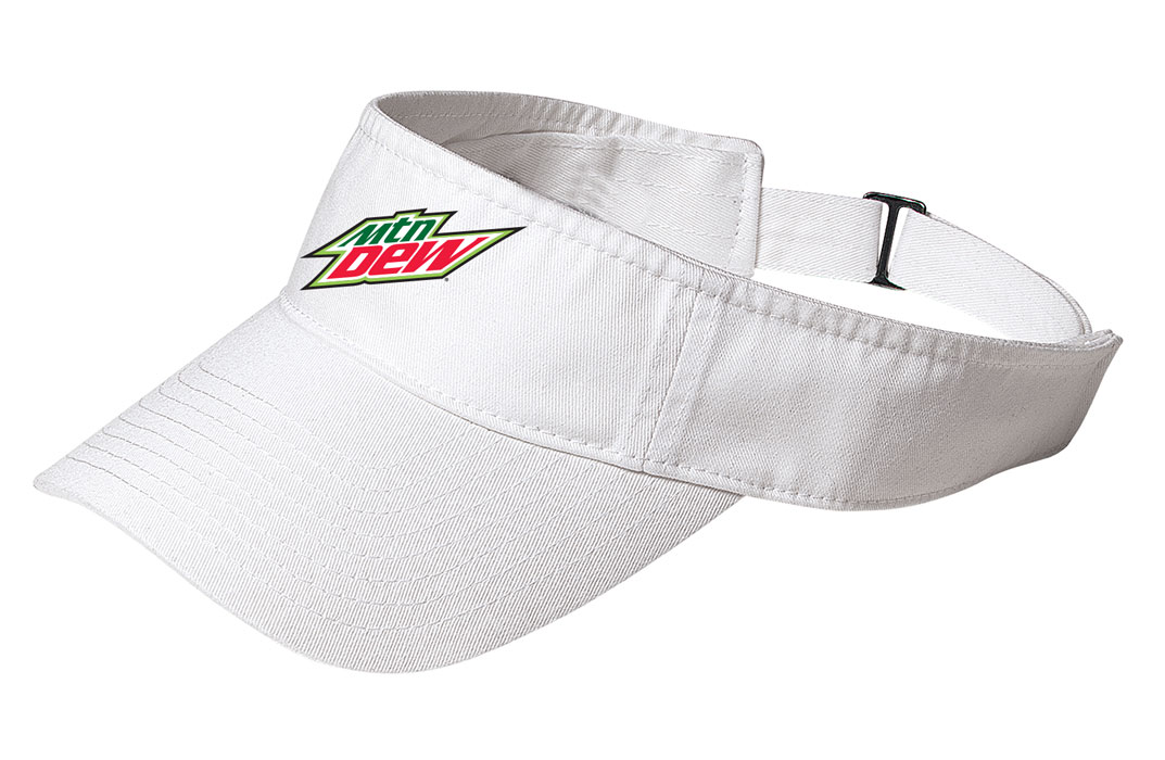 Fashion Visor - MTN Dew