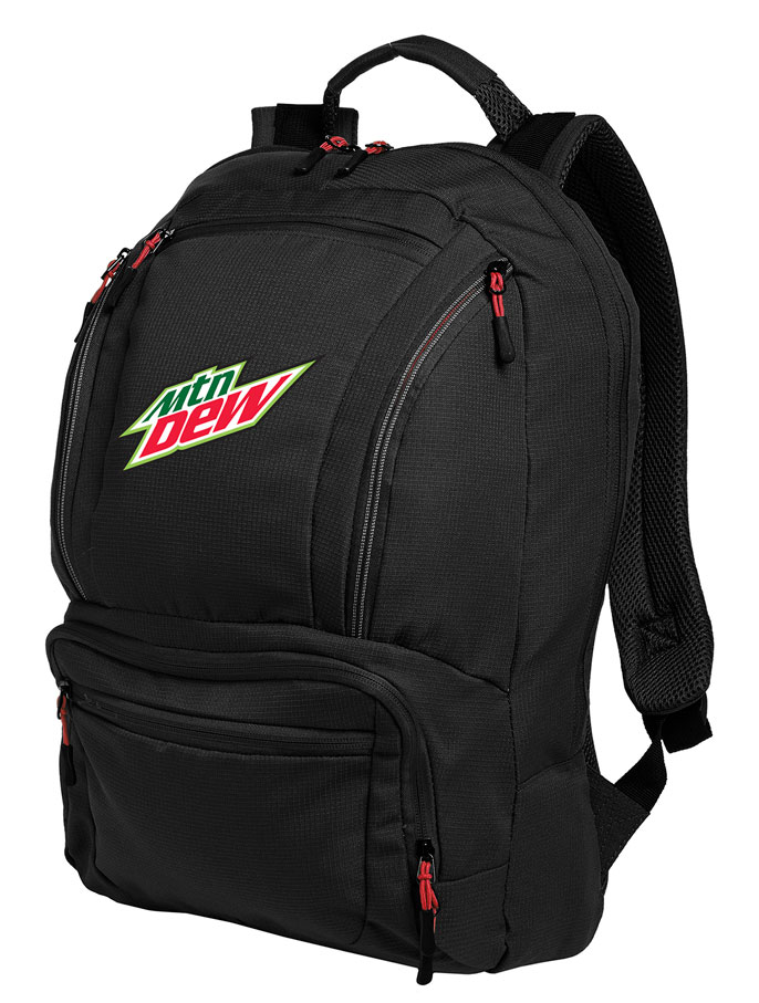 Cyber Backpack - MTN Dew