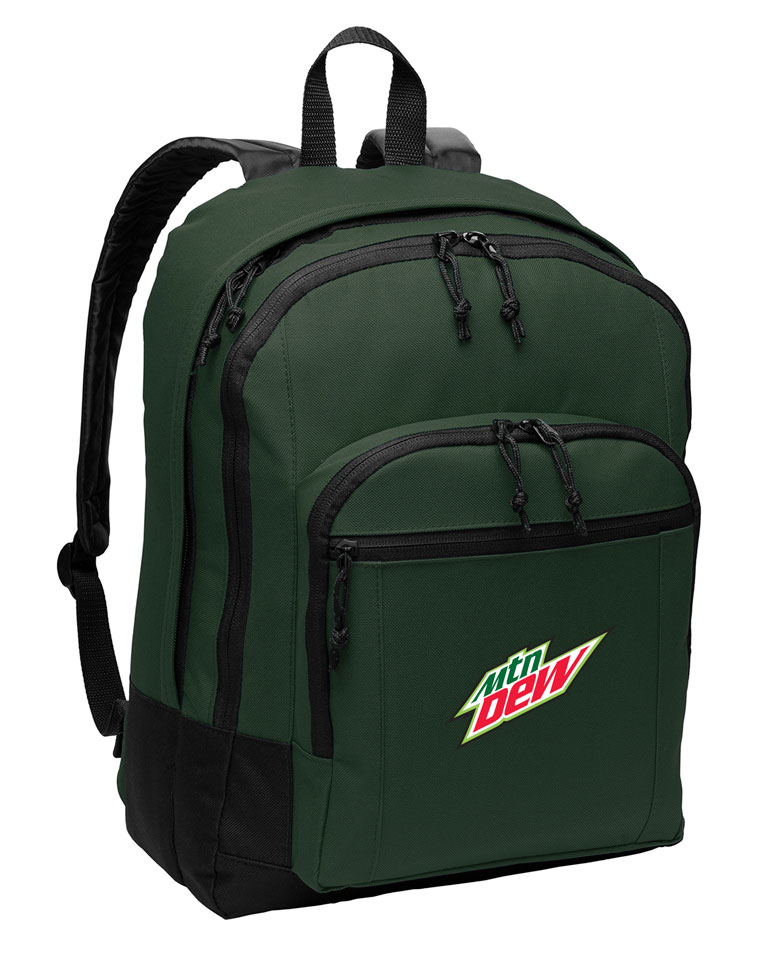 Basic Backpack - MTN Dew
