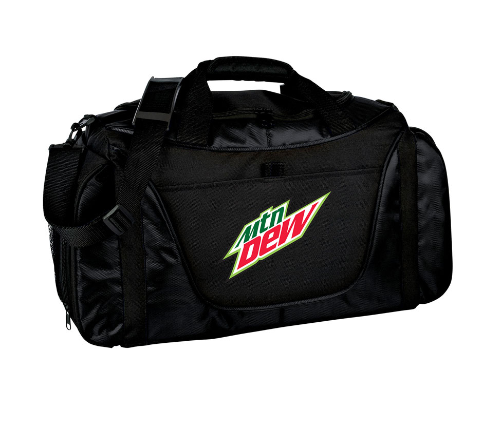 Medium Two-Tone Duffel - MTN Dew