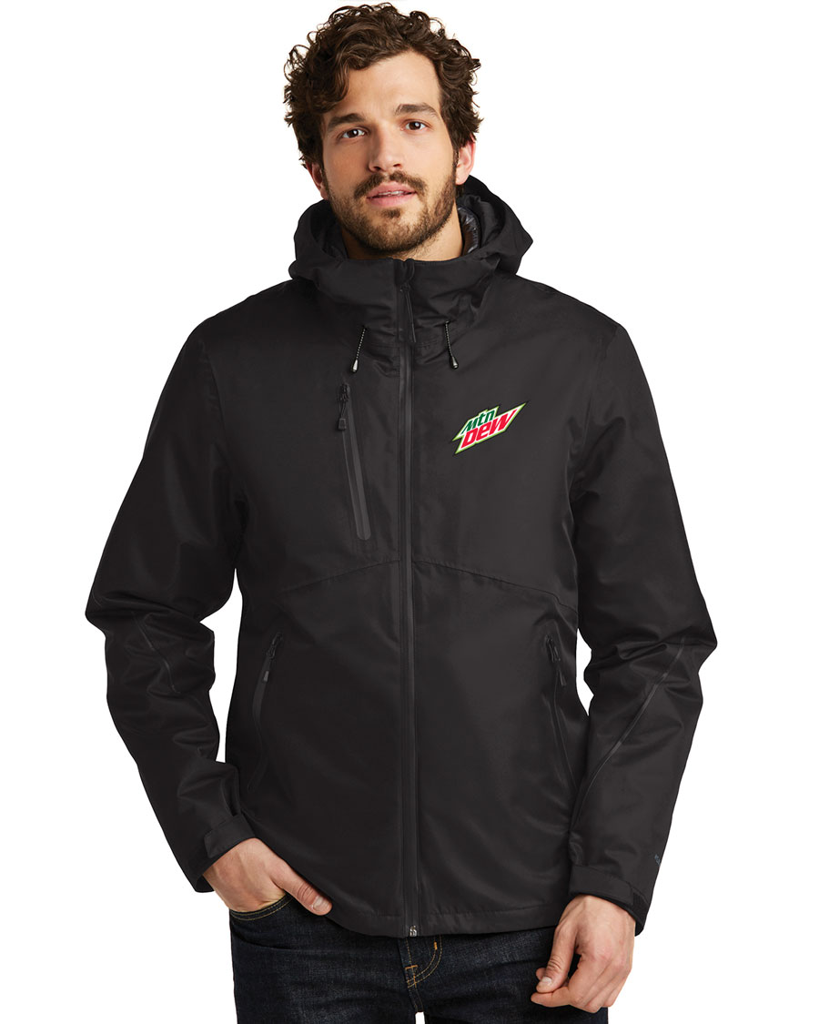 Eddie Bauer® Men's WeatherEdge® Plus 3-in-1 Jacket - MTN Dew
