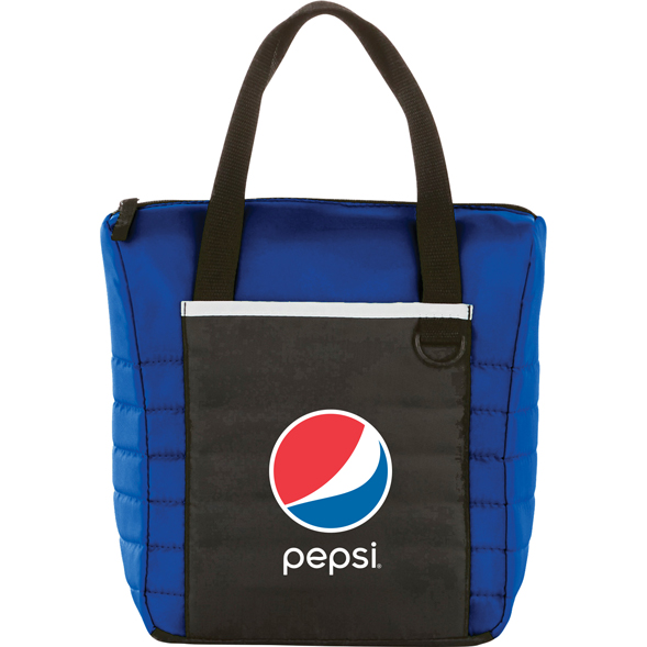 Quilted 12 Can Cooler Pepsi