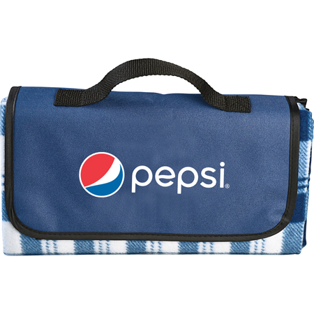 Fold up Picnic Blanket Pepsi