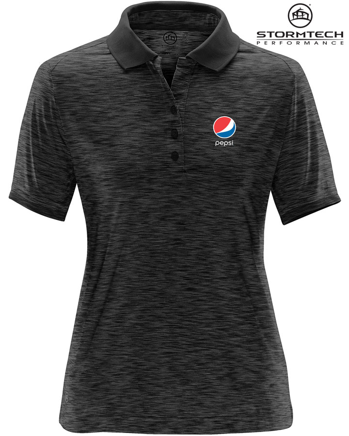 Women's Thresher Performance Polo - Pepsi