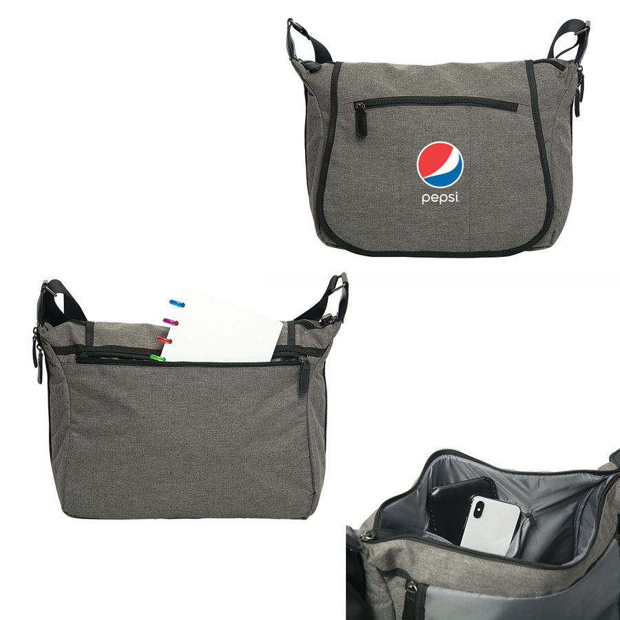 Albany Messenger Bag - Pepsi