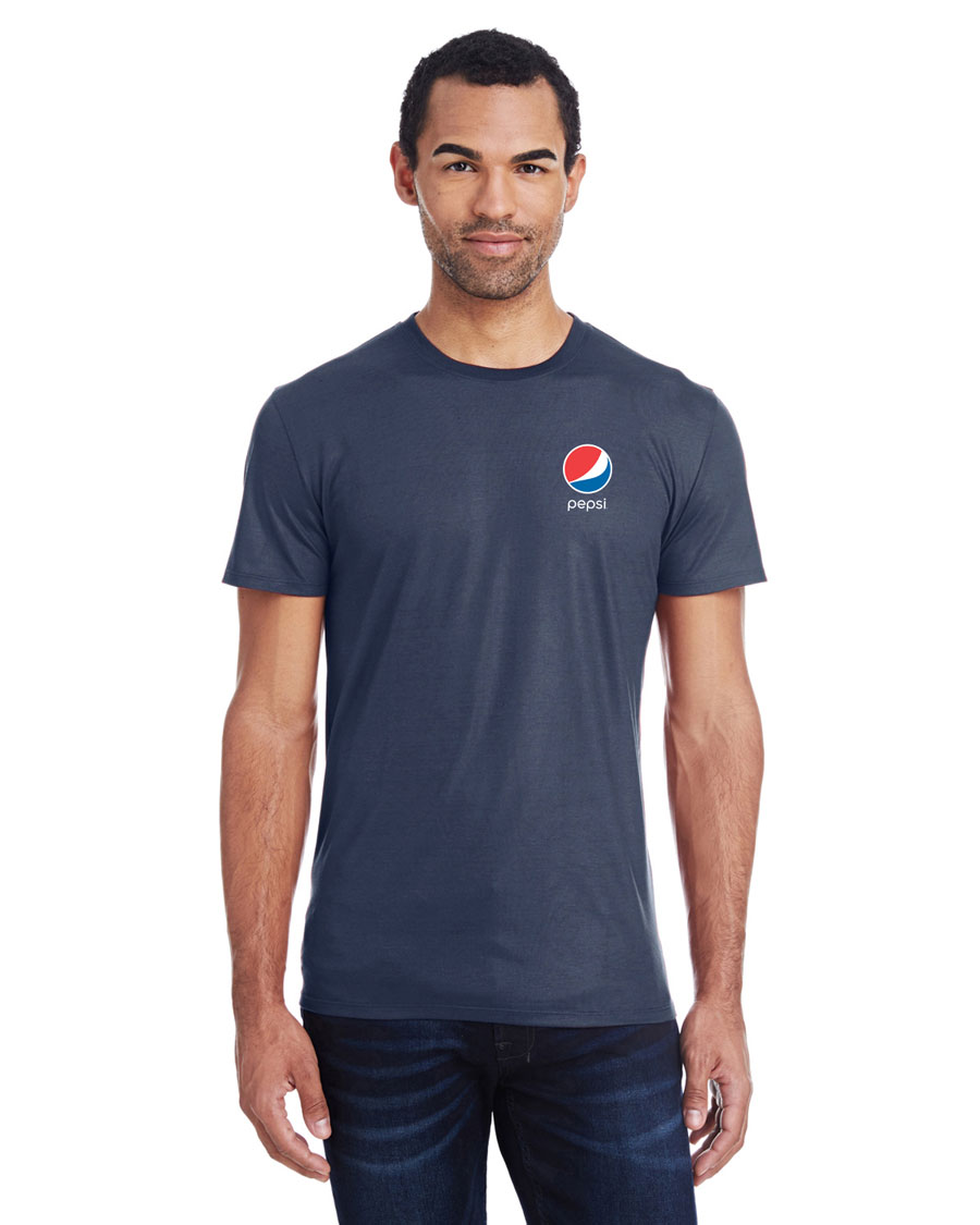 Men's Liquid Jersey Short-Sleeve T-Shirt - Pepsi