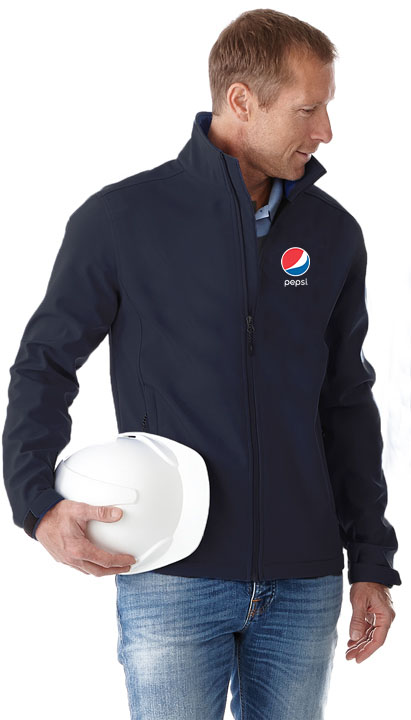 Men's Maxson Softshell Jacket Pepsi