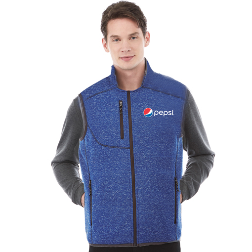 Men's Fontaine Knit Vest Pepsi
