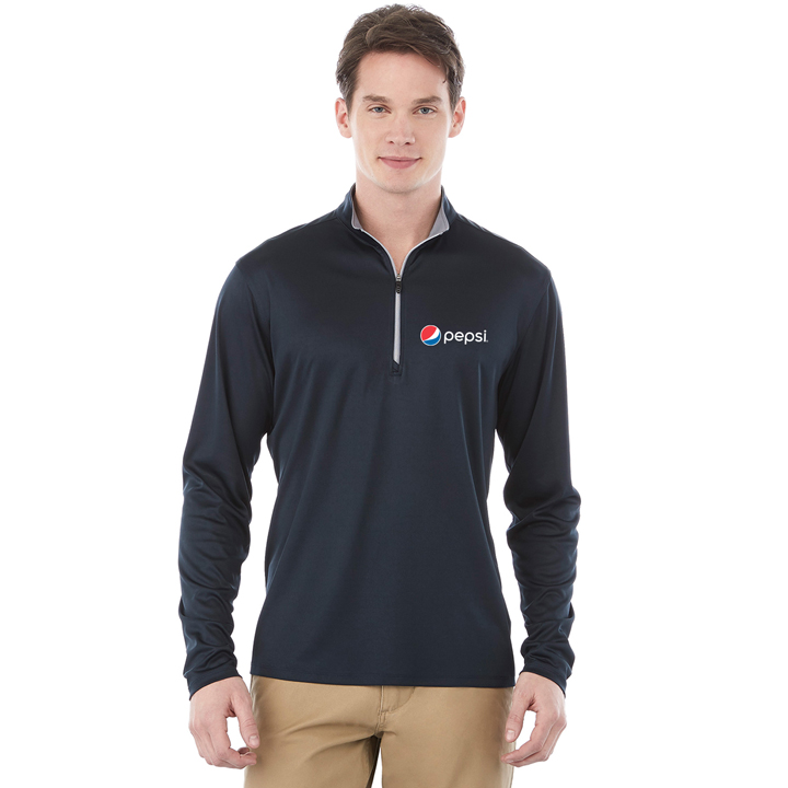 Men's Vega Tech Half Zip Pepsi