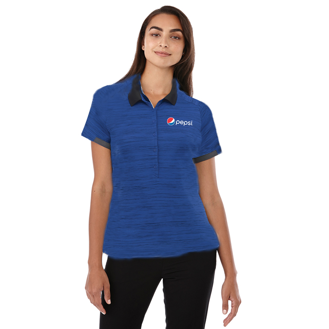 Ladies Emory SS Polo Pepsi