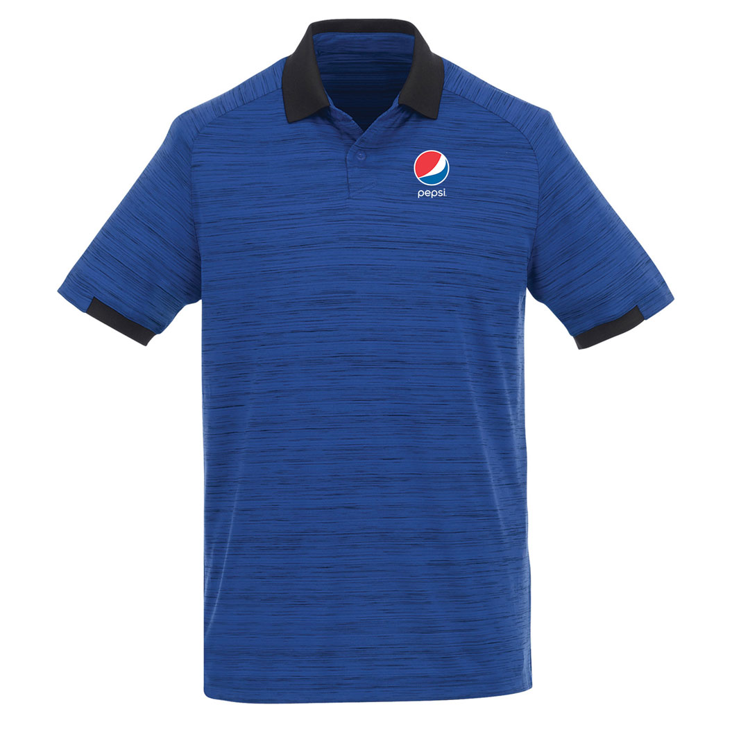 Men's Emory SS Polo Pepsi