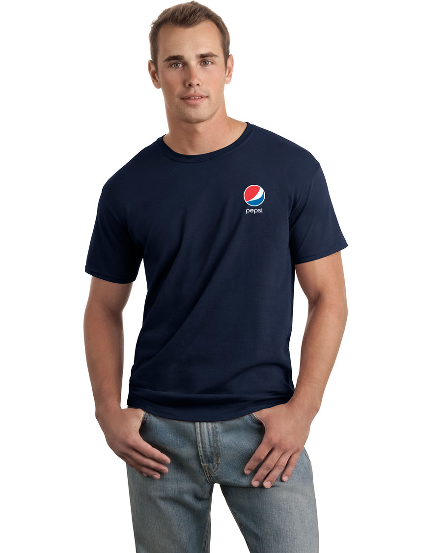 Men's Softstyle® T-Shirt Pepsi