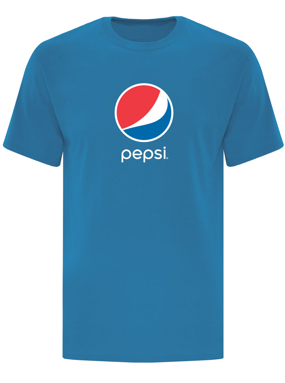 Pepsi T-Shirt - Blue - Login For Special $