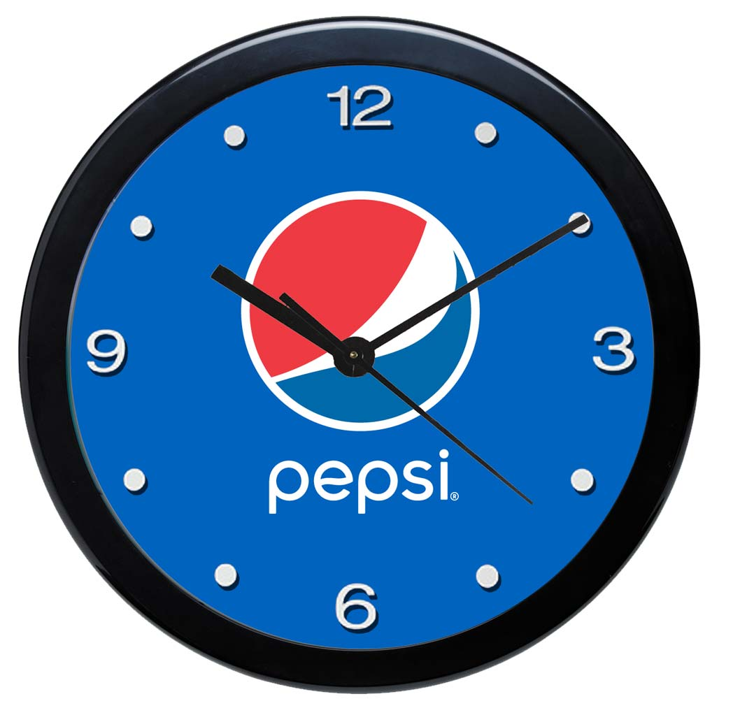 "Golf Bags For Sale >> 14"" Wall Clock - Pepsi"