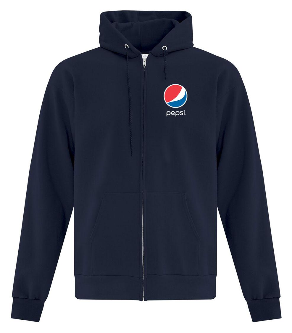 Zip Hooded Sweatshirt 99