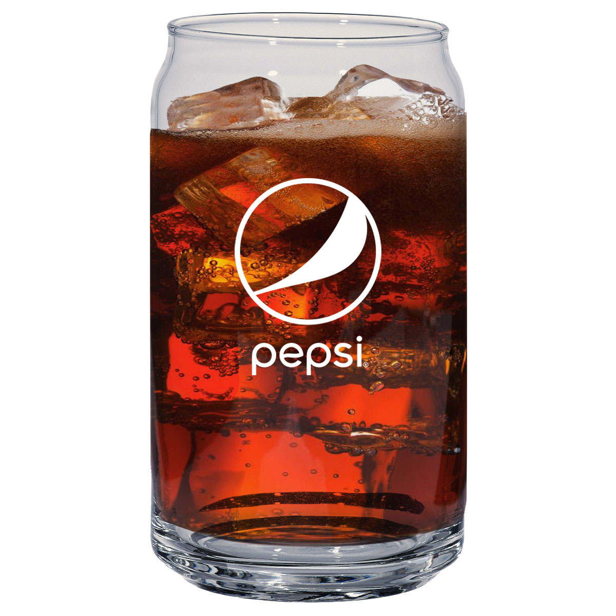 16 Oz. Glass Can - 24pcs/Pack - Pepsi - Login For Special $