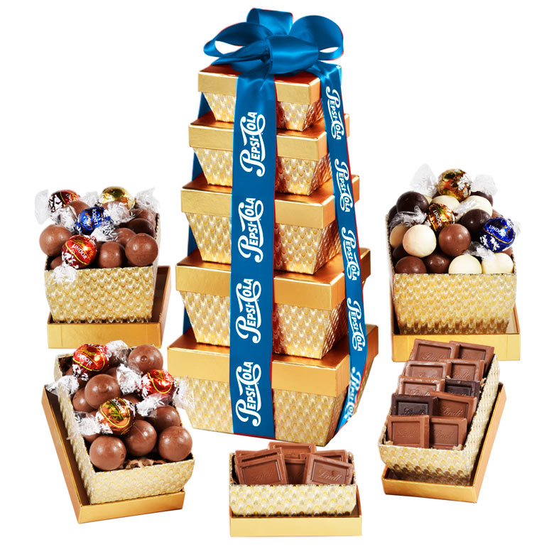 Lindt Surprise Gift Tower