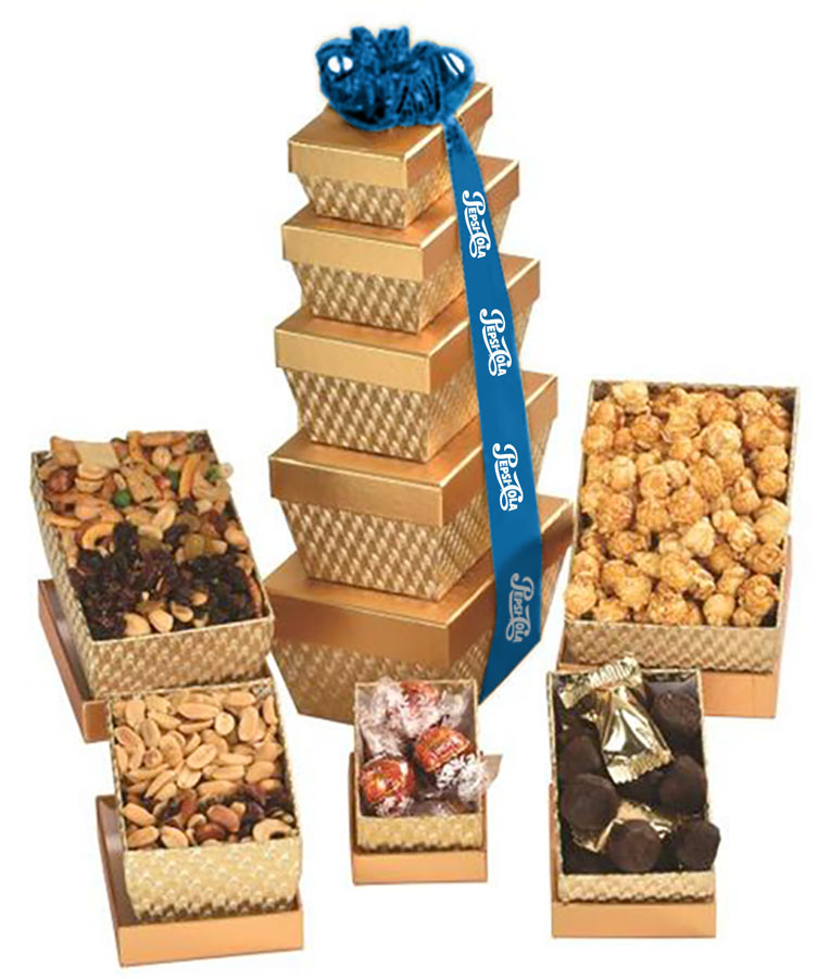 Sweet Deluxe Gift Tower
