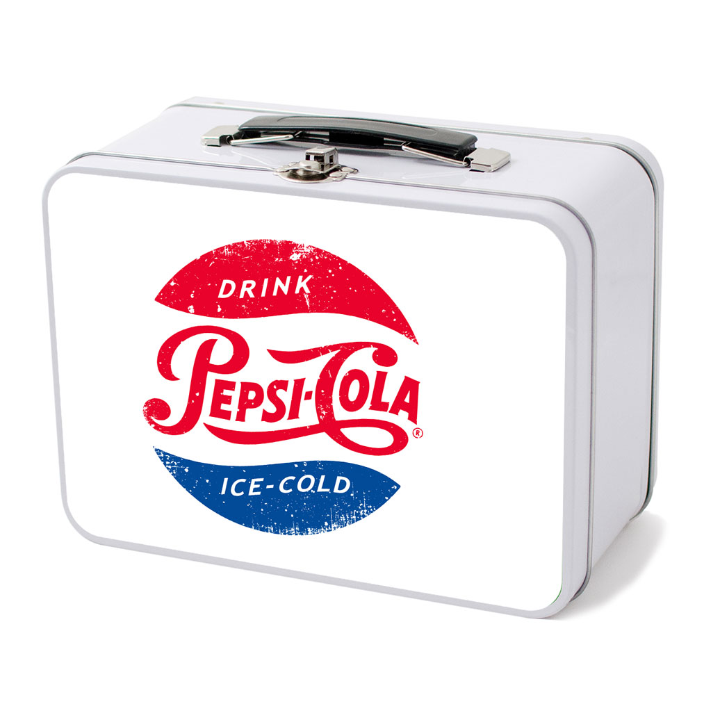 Pepsi Cola Vintage Retro Lunch Box