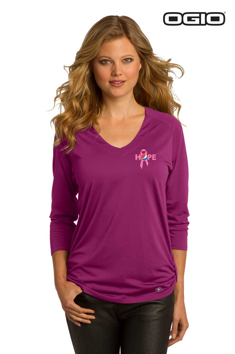 OGIO® Ladies Leveler Dolman - Awareness