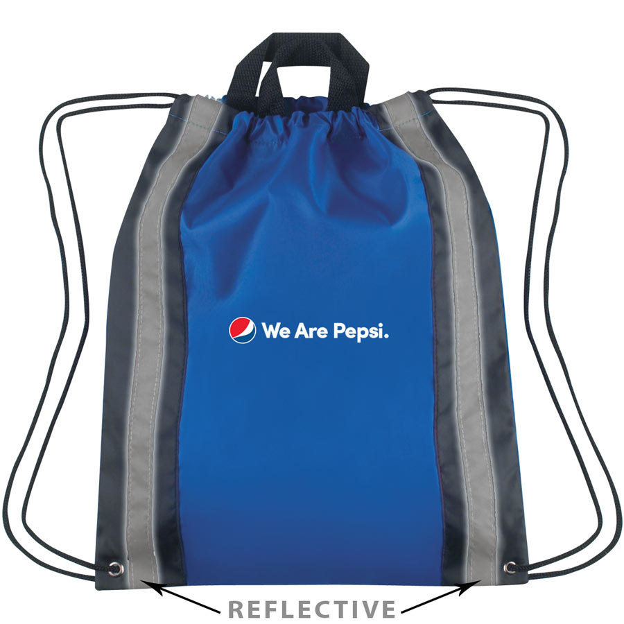 Large Reflective Sports Pack - We Are Pepsi